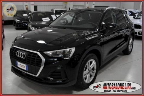 AUDI Q3 35 TDI S-tronic Business EURO6 NAVI/PDC/LED
