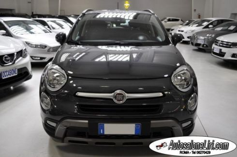FIAT 500X CROSS 1.6 MultiJet 120cv
