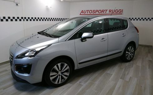 PEUGEOT 3008 1.6 td automatica Mod Restyling