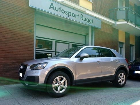 AUDI Q2 1.6 TDI Business 116cv Km 0