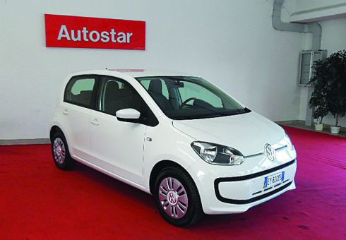 VOLKSWAGEN Up! 1.0 bz 60cv 5p