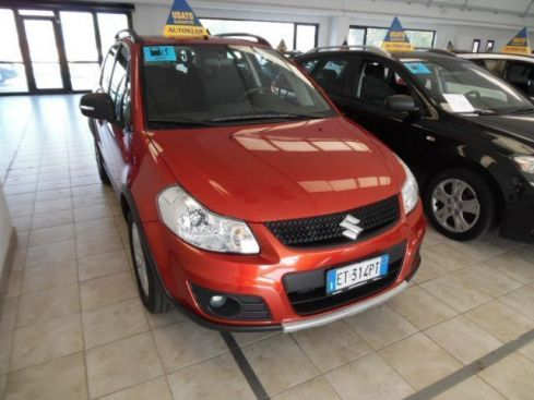 SUZUKI SX4 1.6 16V  Outdoor Line Evolution GPL