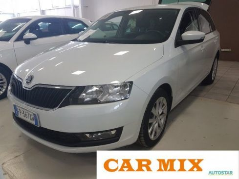 SKODA Rapid Spaceback 1.4 TDI 90 CV DSG Ambition
