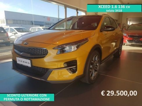KIA  XCeed 1.6 CRDi 136CV Evolution