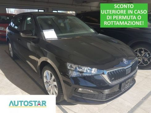 SKODA  Scala 1.0 TSI 115 CV Ambition