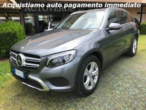 MERCEDES-BENZ GLC 220 d 170cv 4Matic Premium Distronic UNIPROP. 73000km