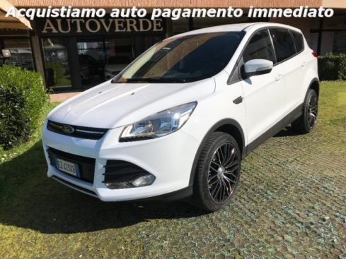 FORD Kuga 2.0 TDCI 150CV E6 Powershift 4WD Business 34000km