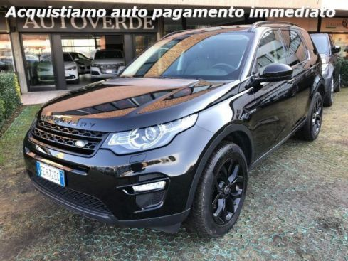 LAND ROVER Discovery Sport 2.0 TD4 150 CV Auto  HSE Uniprop IVA ESPOSTA