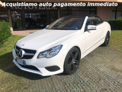 MERCEDES-BENZ E 220 BlueTEC Cabrio Executive Cambio Autom E6 170cv