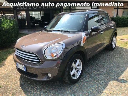 MINI Countryman Mini Cooper D Countryman  ALL4 UNIPROPRIETARIO