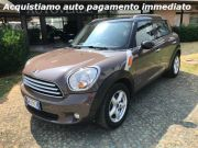 MINI COUNTRYMAN MINI COOPER D ALL4 UNIPROPRIETARIO Usata 2012