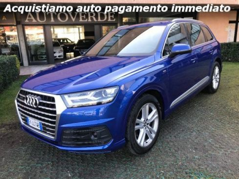 AUDI Q7 3.0 TDI 218CV tipt Business Plus S-Line 70000km