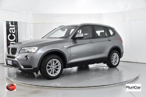BMW X3  xDrive 20d 184cv Steptronic Pelle...