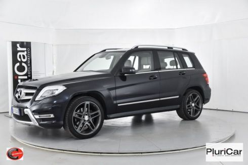 MERCEDES-BENZ GLK 250  250 CDI 4Matic BlueTEC Premium...