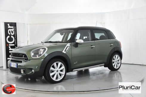 MINI Countryman  Cooper SD Automatica ALL4 Cerchi...