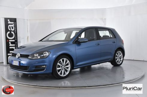 VOLKSWAGEN Golf  2.0 TDI DSG 5 Porte Highline...