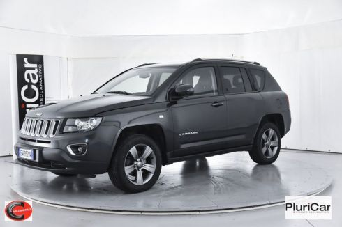JEEP Compass  2.2 CRD North 4x4 Pelle/Tessuto...