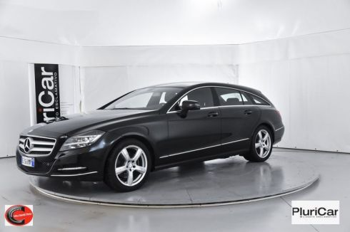 MERCEDES-BENZ CLS 250  250 CDI Shooting Brake BlueEFFICIENCY