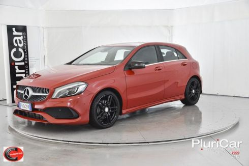 MERCEDES-BENZ A 180  180 d Premium Full LED PackAMG...