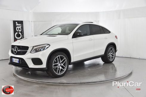 MERCEDES-BENZ GL 350  350 d 4Matic Coupé Premium Eu6 Tetto