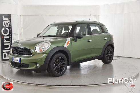 MINI Countryman  1.6 One D Tetto Panoramico EURO6...