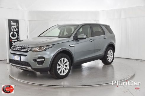 LAND ROVER Discovery Sport  2.2 TD4 150cv HSE auto Navi Pelle