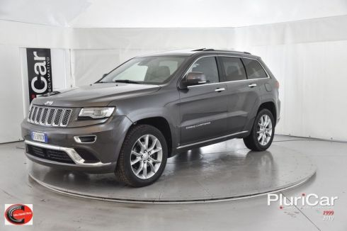 JEEP Grand Cherokee  3.0 CRD 250cv SUMMIT Navi Tetto...