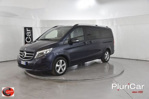 MERCEDES-BENZ V 220  220 CDI 163cv auto Long Sport...