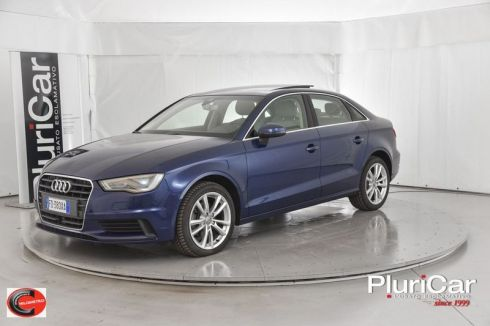 AUDI A3  Sedan 2.0 TDI 150cv Tetto...