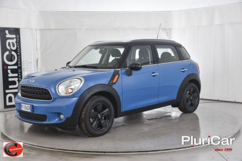 MINI Countryman  2.0 Cooper D 111cv auto Bi-Color...
