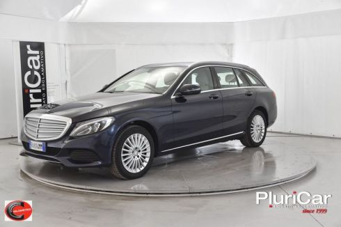 MERCEDES-BENZ C 250  C 250 d SW auto Exclusive Full...