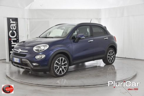 "FIAT 500X  1.6 MultiJet 120cv Cross Navi 18""..."