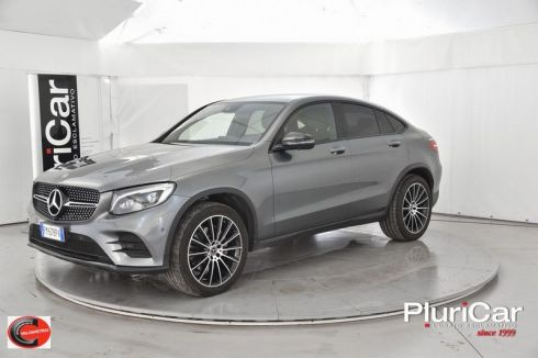 MERCEDES-BENZ GLC 250  d 4Matic Coupé Premium AMG Navi 20