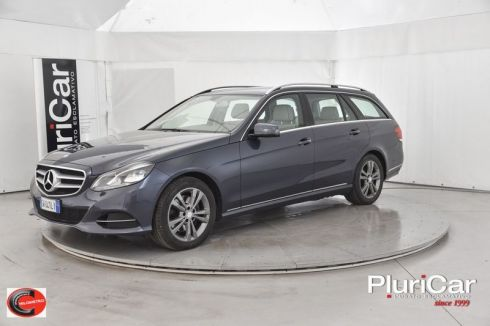 MERCEDES-BENZ E 250  SW 250 BlueTEC 4Matic auto Sport...