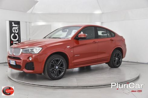 BMW X4  xDrive30dA 258cv Msport auto...