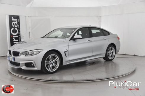 BMW 420  420d xDrive auto MSport Navi...
