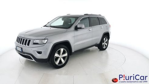 JEEP Grand Cherokee  3.0 CRD 250cv LIMITED Navi Pelle...