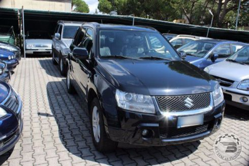 SUZUKI Grand Vitara 1.9 DDiS 5 porte Executive 2008