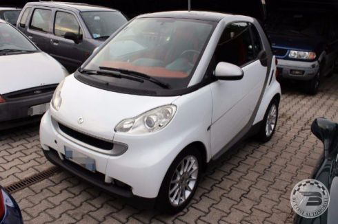 SMART ForTwo 1000 52 kW coupé passion
