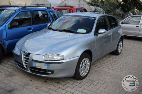 ALFA ROMEO 147 1.9 JTD  cat 5p. Progression