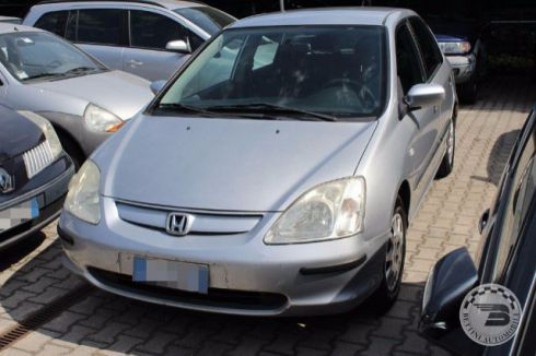 HONDA Civic 1.4 16V cat 5 porte LS