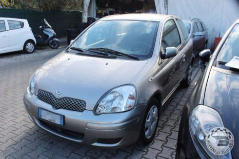TOYOTA Yaris 1.0i 16V cat 3 porte Sol Blue