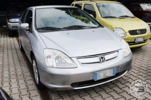HONDA Civic 1.4 16V cat 3 porte LS