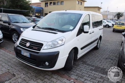 FIAT Scudo 2.0 MJT/165 DPF PC Panorama Executive 5 posti