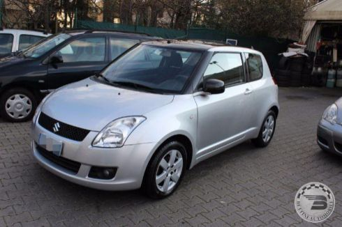 SUZUKI Swift 1.3 3p. GL Safety Pack