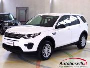 Land Rover Discovery Sport 2.0TD4 150CV 4X4 EURO6 COLD CLIMATE PACK