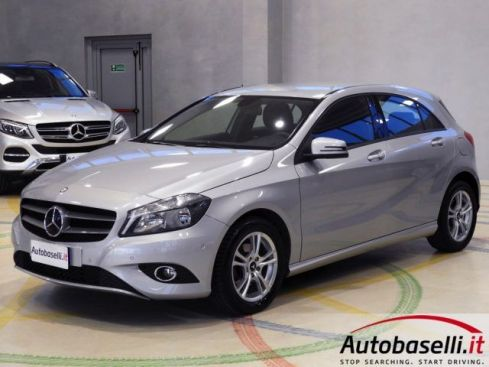 MERCEDES-BENZ A 180 CDI EXECUTIVE 109cv EURO5 FAP UNICA PROPRIETARIA