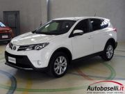 Toyota RAV4 2.2 D-4D A/T 4WD LOUNGE AUTOMATICA PELLE XENO