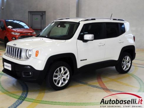 JEEP Renegade 2.0Mjt 140CV 4WD ACTIVE DRIVE LOW LIMITED AUTOMAT.