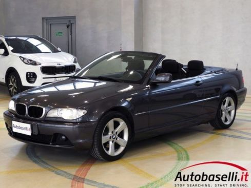 BMW 320 CD 150CV CABRIOLET ALL SEASON CON HARD-TOP